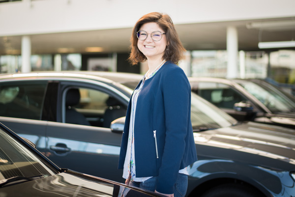 Sofie Vanneste Fleet Business Relations Manager Top Motors