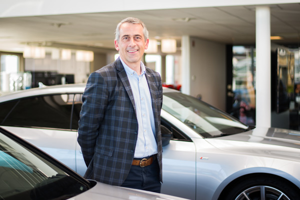 Top Motors Jean-Luc Head of Fleet Business