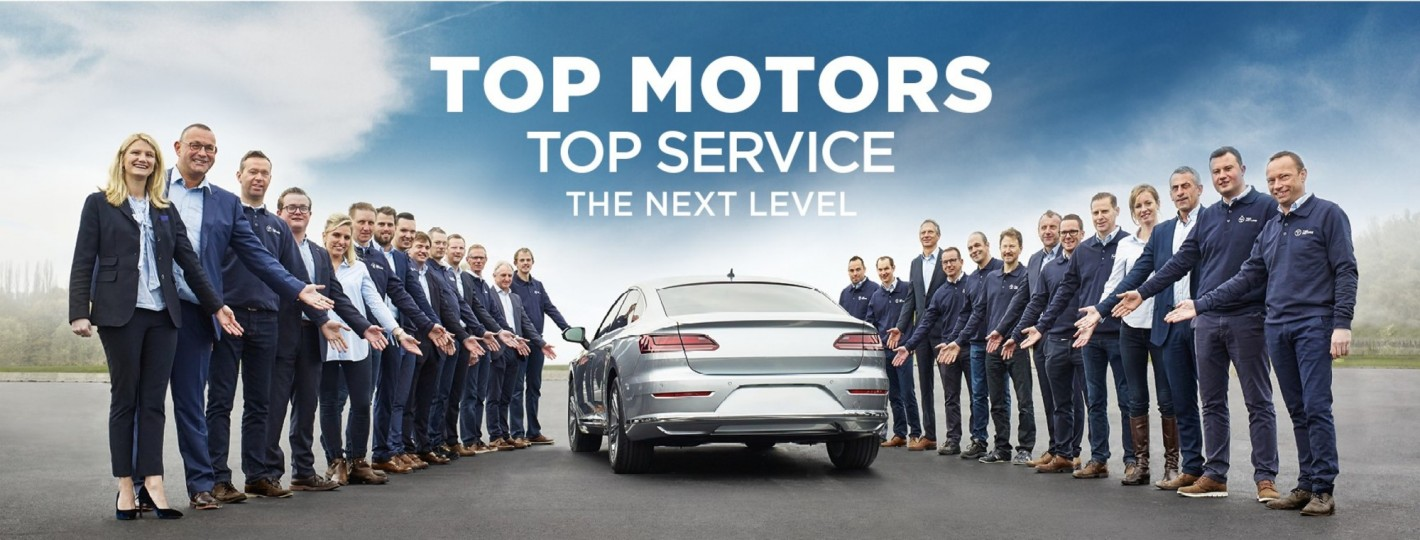 Top Motors Top Service The next level